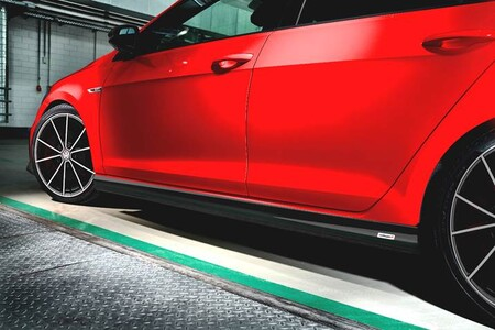 Volkswagen Golf Gti Oettiger Precio Versiones Y Equipamiento En Mexico 2