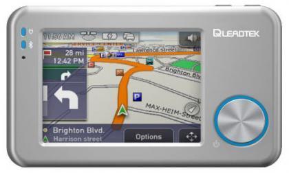 Nuevos GPS LR 9750 y LR9752