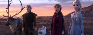 Disney nos sorprende con un nuevo tráiler de 'Frozen 2' plagado de misterio, magia y aventuras