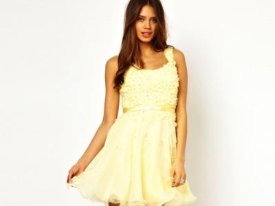 Los vestidos más delicados y románticos para tu graduación