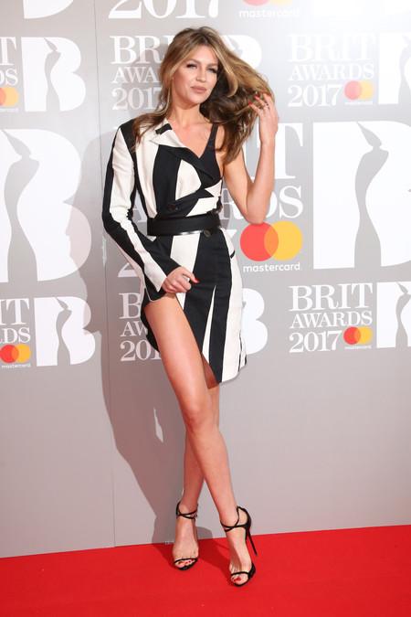 Abi Clancy Brit Awards