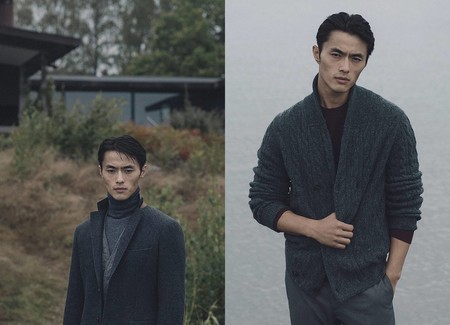 Oriental Blessing Massimo Dutti Fall Winter 2016 Collection