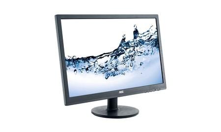 AOC E2460SH, un monitor económico ideal para el gaming, por sólo 114,99 euros en Amazon