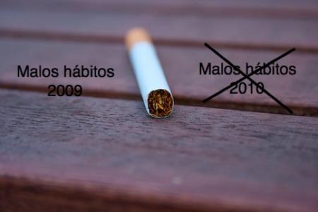 Cinco hábitos poco saludables que debemos dejar en 2010