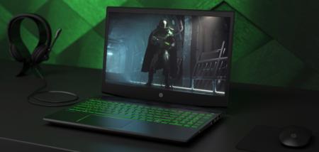 Un portátil gaming barato a precio irresistible para trabajar y jugar: HP Pavilion 15 por menos de 500 euros en El Corte Inglés