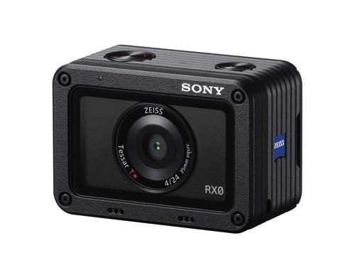 Sony RX0 es la cámara acción más avanzada del mercado