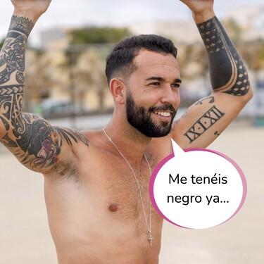 """Omar Sánchez (El Negro) rompe su silencio y explota contra 'Sálvame' durante la tarde más dura para Anabel Pantoja: """"Rabia, pena y coraje"""""""