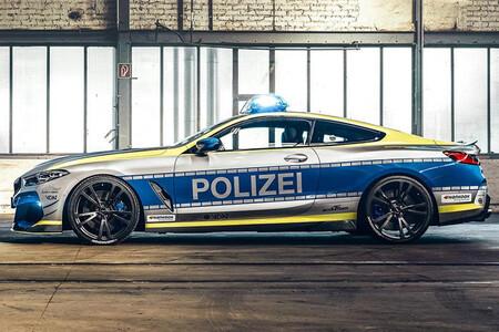Bmw M850i Polizei Por Ac Schnitzer 11