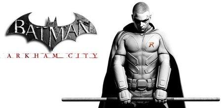 Así se las gasta Robin en 'Batman: Arkham City'