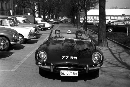 Jaguar E Type 60 Aniversario 2