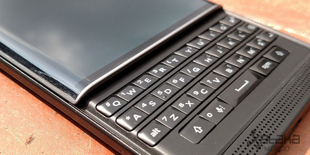 Blackberry Priv Teclado