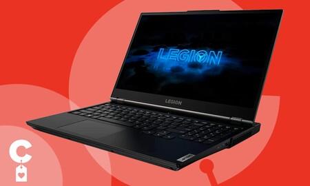 En las Lenovo Hours de MediaMarkt tienes un portátil gaming como el Lenovo Legion 5 15ACH6H por sólo 849 euros