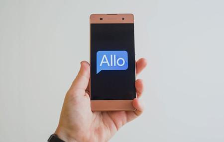 Así es Allo, la nueva app de mensajería de Google que compite con WhatsApp