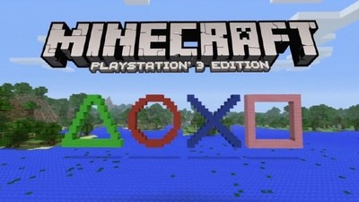 Minecraft para PS3 llegará a tiendas el 14 de mayo