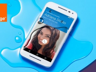 Motorola Moto G llega también a las operadoras: precios a plazos con Orange