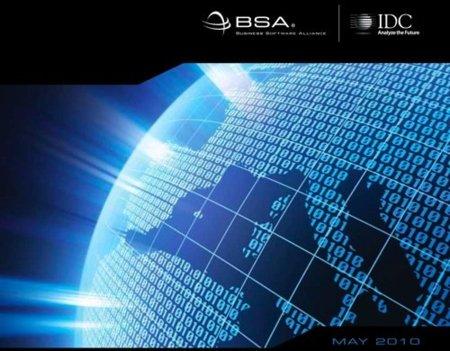 Según un estudio de la BSA, el software ilegal en España se mantiene en el 42%