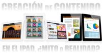 Cazadores de mitos: El iPad sólo sirve para consumir contenidos
