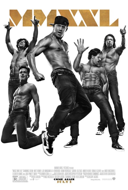 Cartel definitivo de Magic Mike XXL