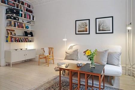 Foto de Casas que inspiran: aprovechar el espacio gracias a tabiques (7/12)