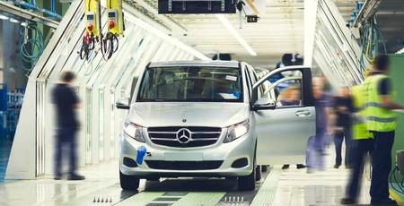 Planta Mercedes Benz Vans Daimler Ladson North Caroline