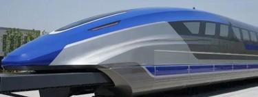 China le muestra al mundo su nuevo tren Maglev y su impresionante velocidad máxima de 600 km/h