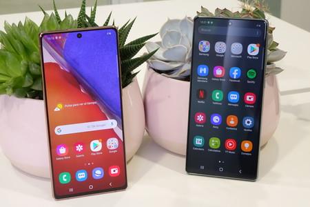 Samsung Galaxy Note 10 vs Note 20: así ha evolucionado la familia de phablets en un año