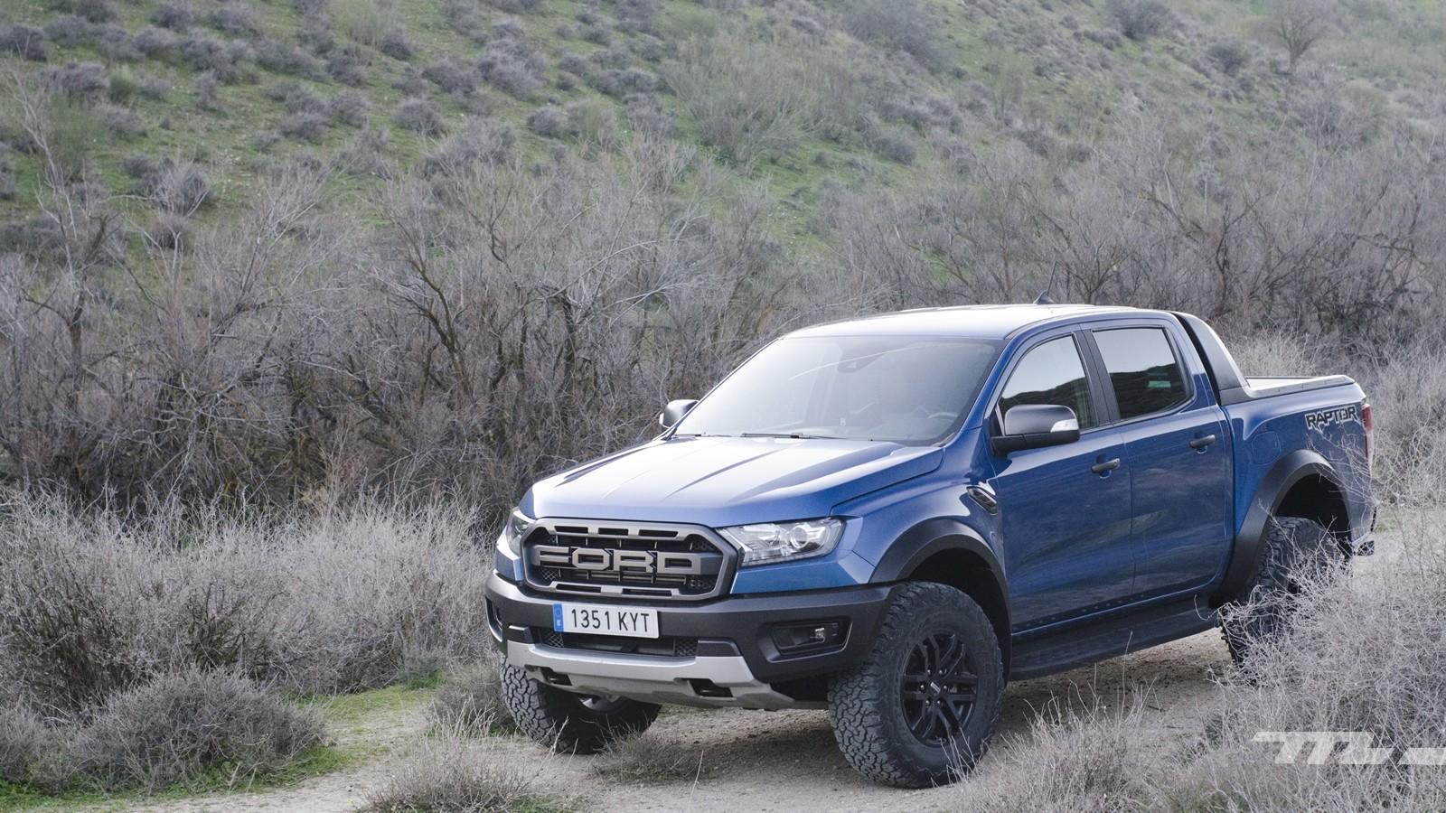 Foto de Ford Ranger Raptor 2020, prueba (30/36)