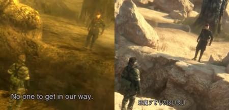 Un vídeo comparativo muestra las diferencias entre Metal Gear Solid 3 y su máquina de pachinko