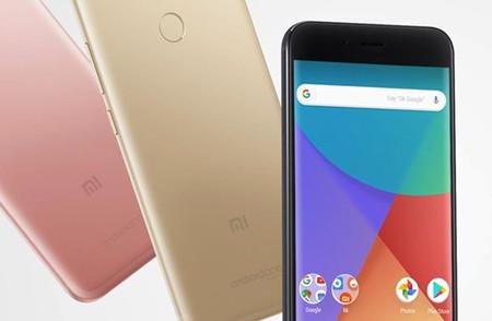 Filtrada la actualización a Android 8.1 Oreo para el Xiaomi Mi A1