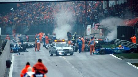 Spa F1 1998