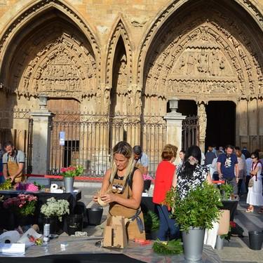 El Masterchef de las flores elige en León al Mejor Artesano Florista de España (y te adelantamos que es canario)