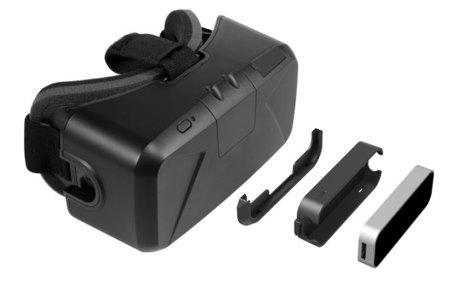 Leap Motion pone el reconocimiento de manos al casco de realidad virtual de Razer: OSVR