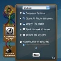 PowerSwitch: Widget para salir, hibernar o cambiar de sesión el sistema