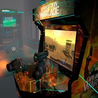 Operation Warcade, el shooter inspirado en el clásico de Taito, dará el salto a PS4 VR en formato físico