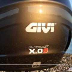 Foto 15 de 38 de la galería givi-x-09-prueba-del-casco-modular-convertible-a-jet en Motorpasion Moto