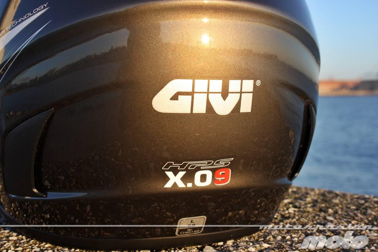 Foto de GIVI X.09, prueba del casco modular convertible a jet (15/38)