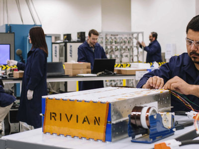 Rivian Automotive: una startup de coches eléctricos que promete una pick-up y un SUV para 2020
