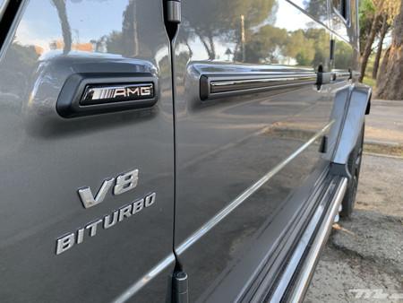 Mercedes-AMG G63 Prueba 25