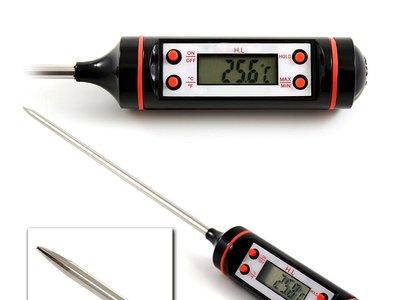 Conoce la temperatura de tus asados en todo momento con este termómetro digital de cocina: cuesta 3,89 euros en eBay