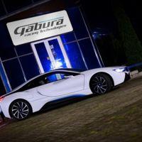 Gabura Racing trabaja en un BMW i8 con motor de M6