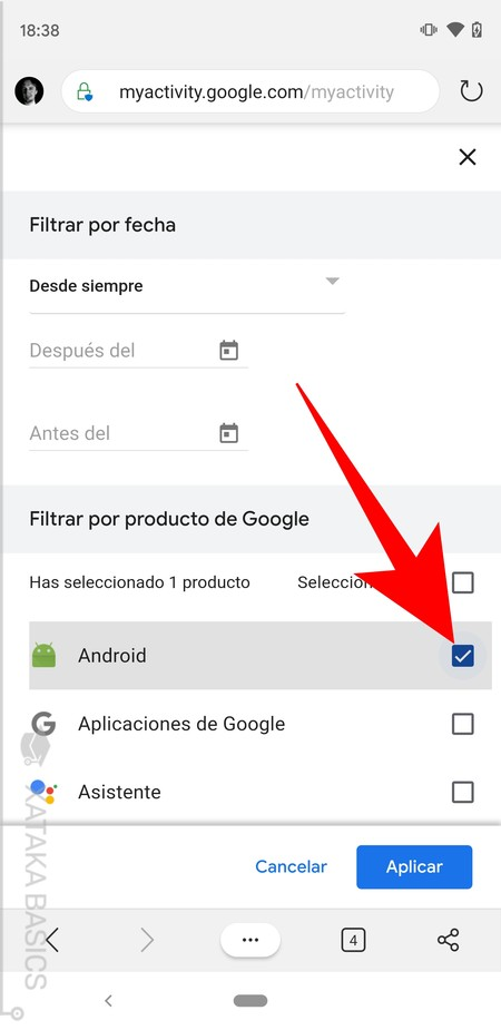 Elige Android