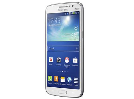 Samsung Galaxy Grand 2, otro móvil de los surcoreanos con gran pantalla y resolución media