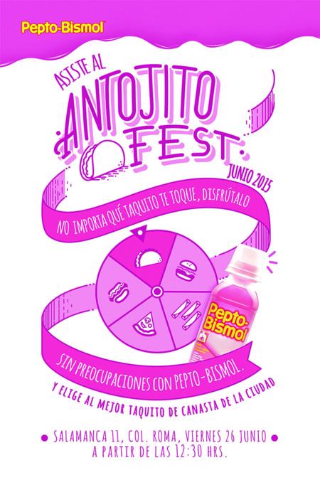 Antojito Fest Flyer