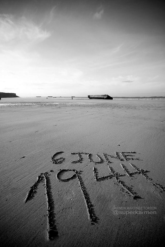 El recuerdo del Desembarco del Normandía en cinco imágenes