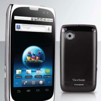 ViewSonic V350, primer Android 2.2 Froyo con Dual-SIM