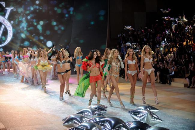 victorias secret fashion show 2012