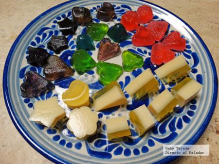 Receta para niños: Gomitas de grenetina o gominolas caseras