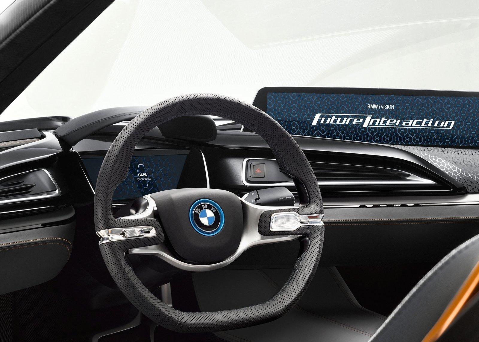 Foto de BMW i Vision Future Interaction Concept (7/19)