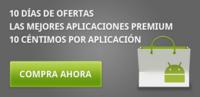 Varias apps en el Market a solamente 0.10€