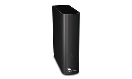 Hoy en Amazon, el WD Elements Desktop de 6 TB, a su precio mínimo hasta la fecha, sólo te cuesta 116,99 euros